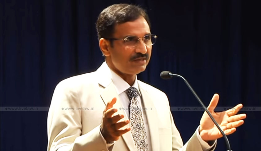 There Is No Profession Thrilling Than Legal Profession :Justice Nageswara Rao