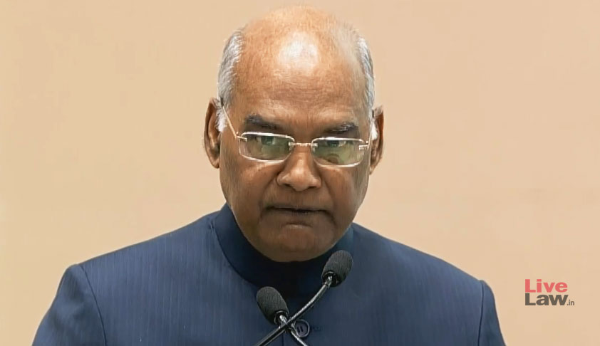Constitution Is The Modern Scripture Of Independent India: President Ram Nath Kovind On Constitution Day