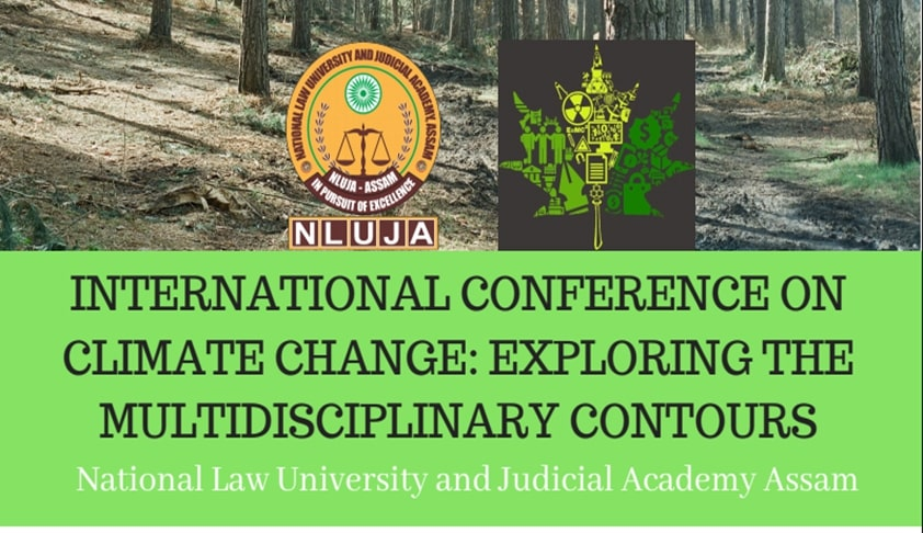 NLUJAA's International Conference On Climate Change [9th-10th Mar]