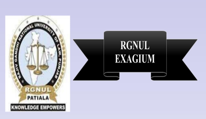 Call For Entries: Exagium, RGNUL International Essay Competition