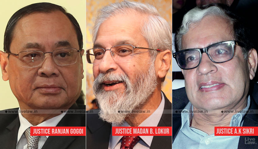 SC Collegium Recommends Elevation Of 8 Advocates As Judges Of 4 High Courts [Read Resolutions]