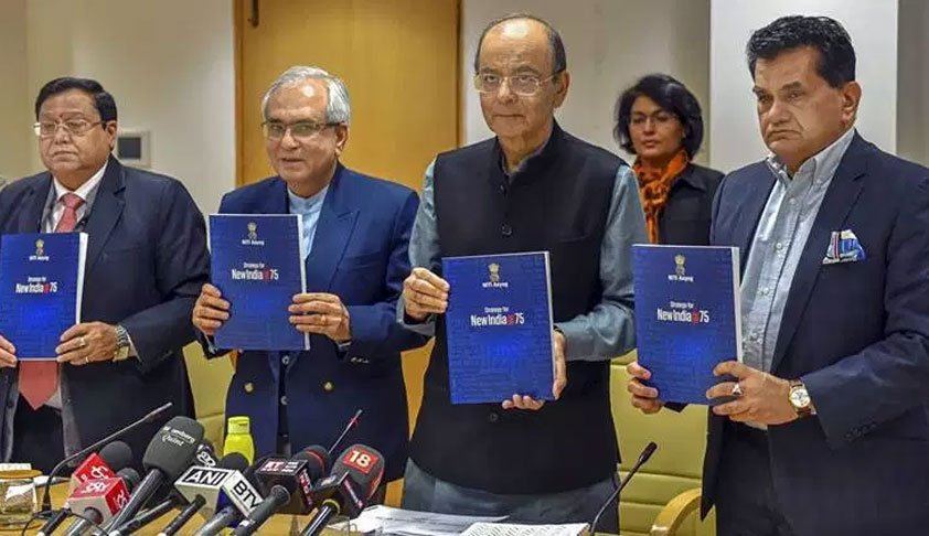 All India Judicial Service Examination, Pre-Institution Mediation And Settlement: Read  Niti Ayog's Strategy Of Judicial And Legal Reforms For New India [Read Report]