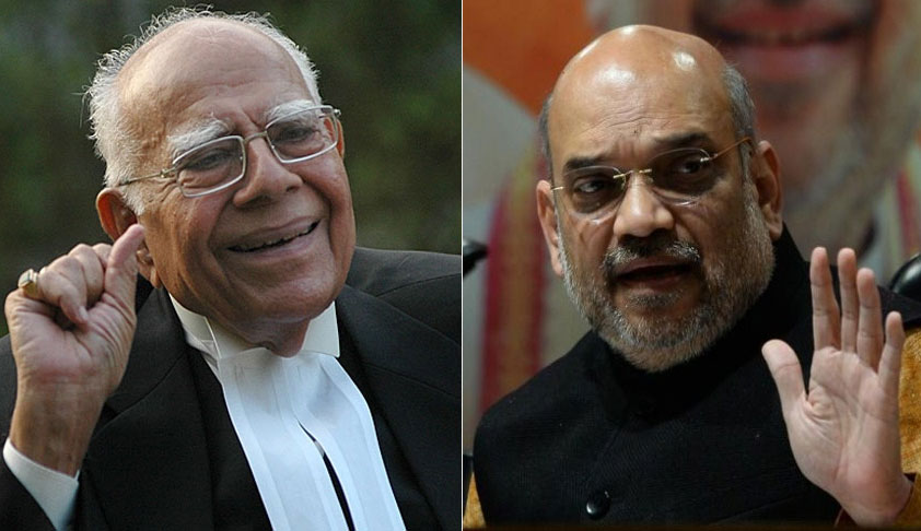 Delhi Court Allows Ram Jethmalani & BJP's Joint Application To End Rs. 50 Lakh Suit Against His Expulsion