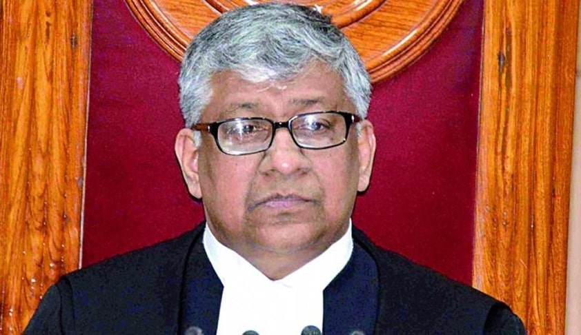 Justice TB Radhakrishnan To Continue As Chief Justice Of Hyderabad HC [Read Notification]