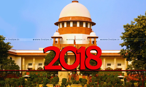 Press Conference, Impeachment Motion & More : Major SC Events Of 2018