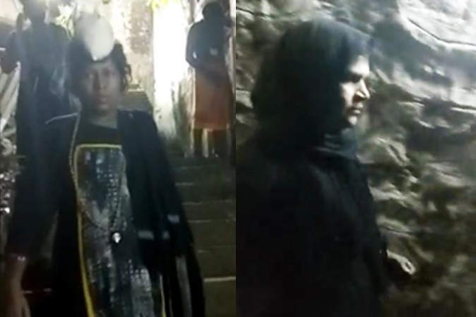 In A First After The Historic Verdict Two Women Below 50 Enter Sabarimala Temple