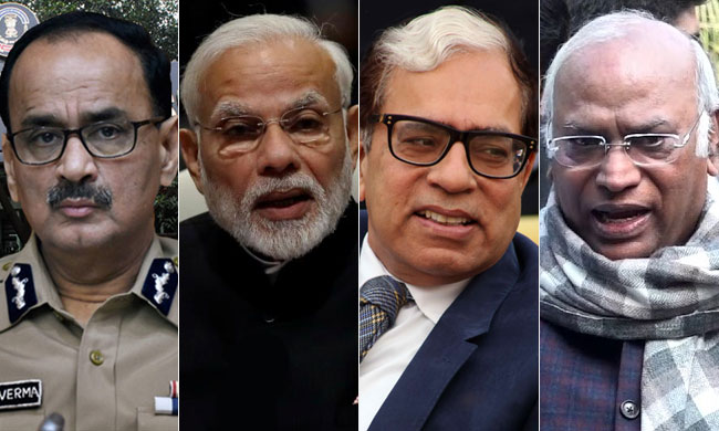 Alok Verma Removed As CBI Director By High Powered Committee [Read Order]