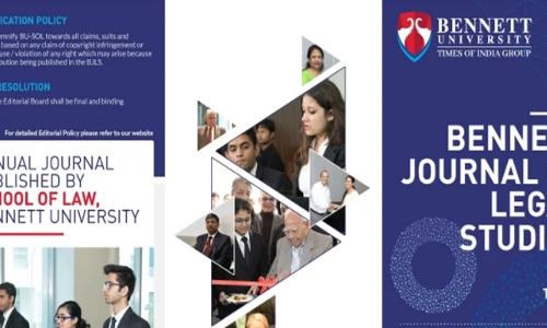 Call For Papers: Bennett Journal Of Legal Studies: Deadline Extended Till January 30