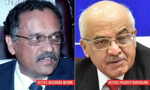 Bar Council Of Delhi Requests SC Collegium To Consider Elevating Justice Menon, Justice Nandrajog To SC [Read Letter]