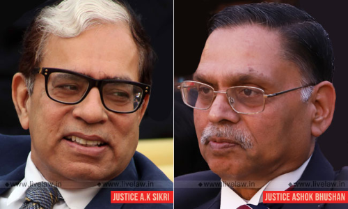 Breaking: Delhi Govt Vs Centre : SC Bench Split On Who Has Powers Over Services; Refers To Larger Bench [Read Judgment]