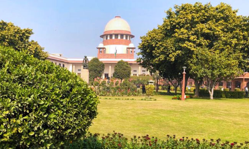 Chennai Lawyer Moves SC Against Life Ban By BCI