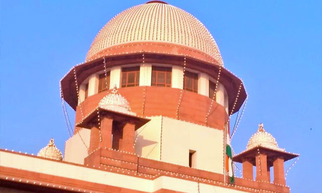 SC Refuses To Stay Amendments Made To SC/ST Act