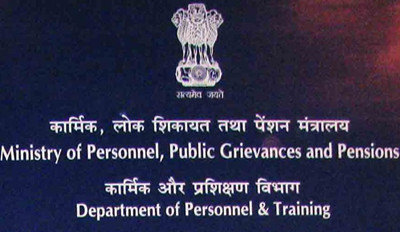 EWS Quota Effective For Direct Recruitment Vacancies In Central Service Notified After Feb 01 [Read OM]