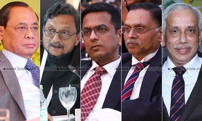 CJI Reconstitutes Ayodhya Bench: Justices Ashok Bhushan And Nazeer To Replace Justices Ramana And Lalit