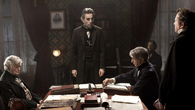 Law On Reels : Lincoln Movie - Politics Behind Slavery Abolition