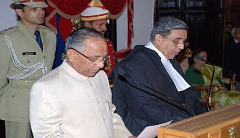 Former Chief Justice Of HP And Rajasthan HCs, Justice Jagdish Bhalla Passes Away