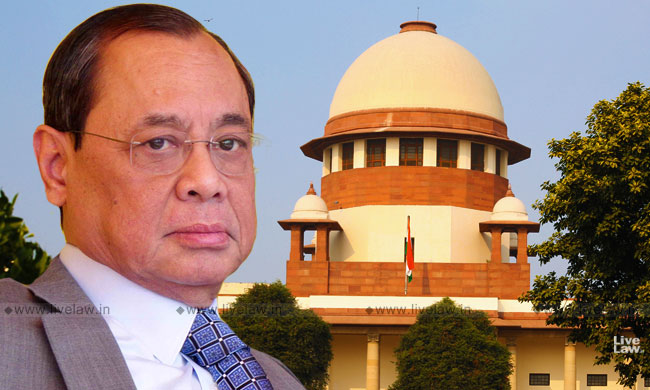 SC Employees Welfare Association Passes Resolution Condemning Allegations Against CJI [Read Resolution]