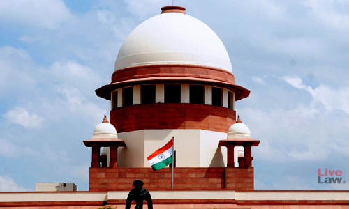 SC Declines Urgent Hearing Of PIL Against Centre