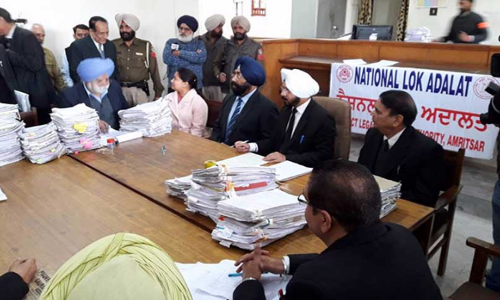 NALSA To Hold Four Lok Adalats In 2019