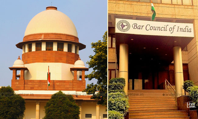 Start Physical Functioning Of Courts & Open Hearings From June 1 : BCI Chairman Writes To CJI