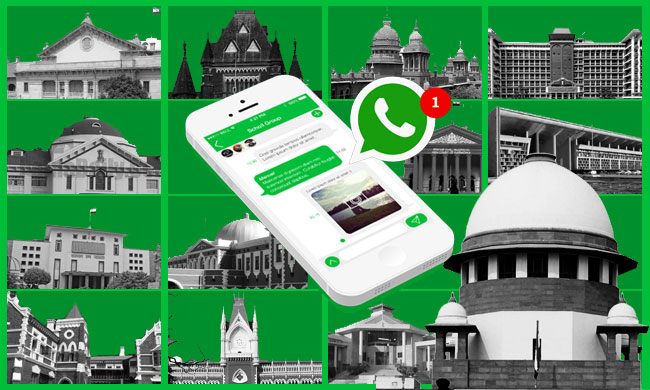Whatsapp Summons :  Positive Trends Of Courts Embracing Technology
