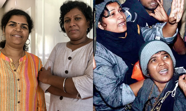 Sabarimala : Women Seek To Intervene In Review Petitions In Support  Of SC Judgment