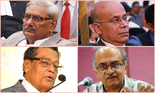 SC Issues Notice To Lawyer Prashant Bhushan On Contempt Petitions Filed By AG & Centre [Read Order]