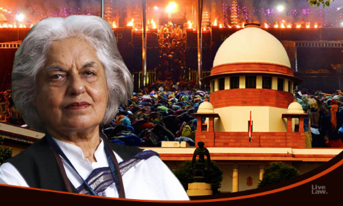 Sabarimala: Purification Ritual Goes To The Heart Of The Constitution, It Shows Untouchabilty: Jaising