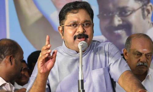 SC Asks ECI To Process TTV Dhinakaran