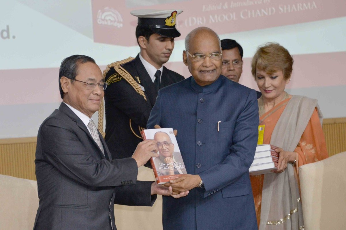 Litigation Fees Should Not Create A Divide Among The Haves & Have-Nots: President Kovind