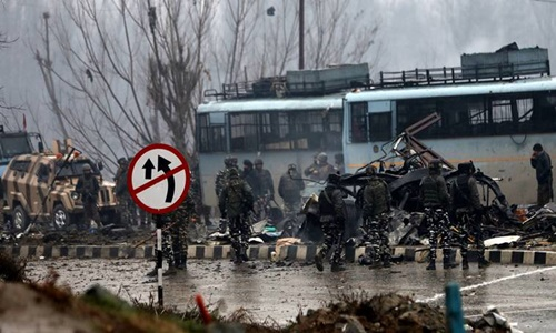 Pulwama Terror Attack: PIL In HC Seeks CRPF Jawans To Be Referred To As