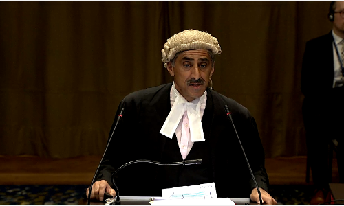 Pakistan Has Robust Judicial System, Qureshi Submits On Final Day Of Kulbhushan Jadhav Case Hearing