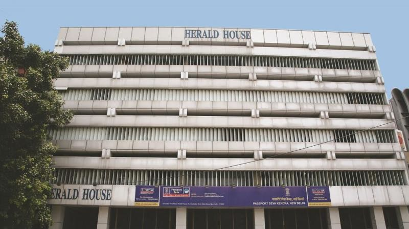Eviction From Herald House Aimed At Stifling Congress