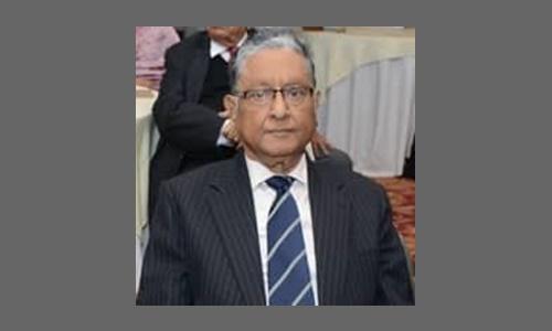 Former Solicitor General of India Senior Advocate Dipankar Prasad Gupta Passes Away