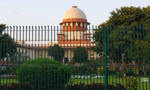 PIL In SC Seeks To Make