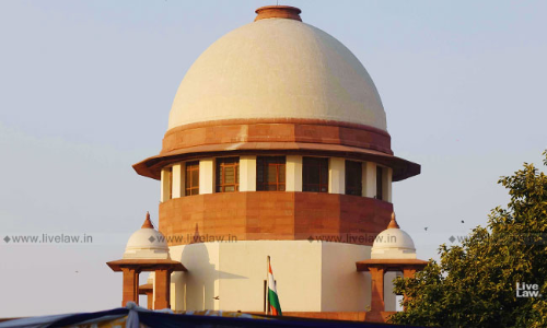 SC Issues Notice On PIL For Establishing Human Rights Courts In Every District [Read Petition]