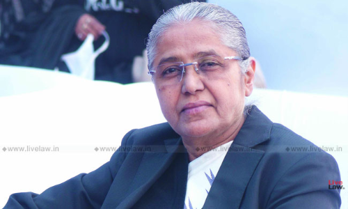 Justice R. Banumathi- SC Collegium Gets A Woman Member After 13 Years