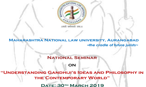 Call For Paper: Seminar On Understanding Gandhiji