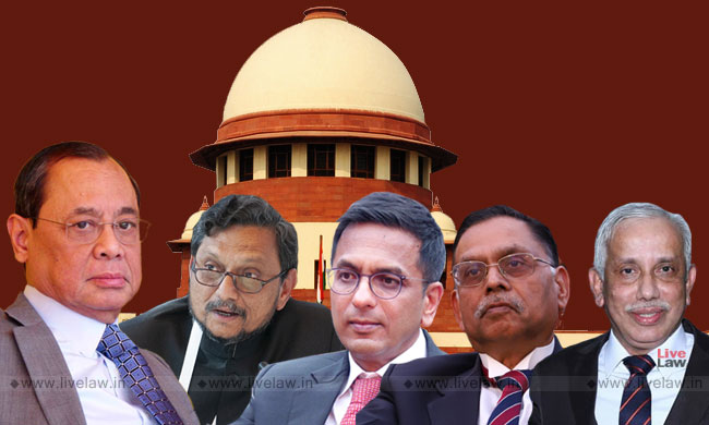 Breaking : SC Refers Ayodhya-Babri Land Dispute For Mediation; Panel Of Mediators Appointed [Read Order]