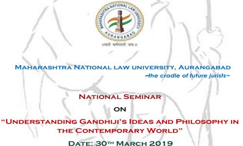 Call For Paper: Seminar On Understanding Gandhiji