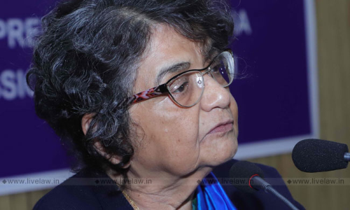 Where Only Merit Is To Be Considered, Gender Is Irrelevant: Justice Rumapal