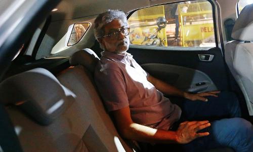 Bhima Koregaon : Decide Gautam Navlakha
