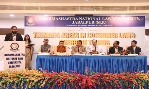 Conference On Consumer Laws Conducted By DNLU On World Consumer Day