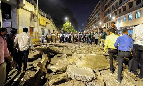 Foot Over-bridge Collapse: Why Don