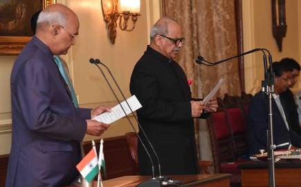India Begets Its First Lokpal, And How - Hitherto Unopposed And Virtually Opaque?