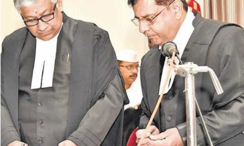 Justice Raghvendra Singh Chauhan To Become Acting Chief Justice of Telangana HC