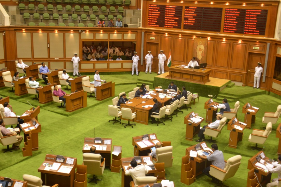 Goa Assembly: The Midnight Merger X-Rayed