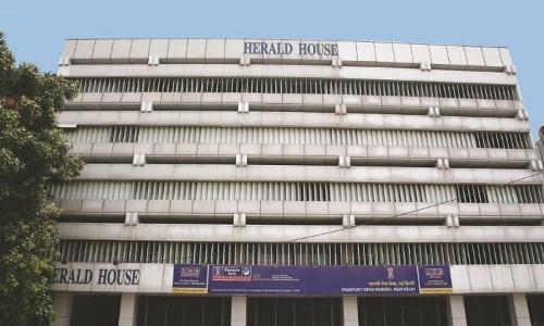 SC Stays Eviction Order Against National Herald Publisher AJL