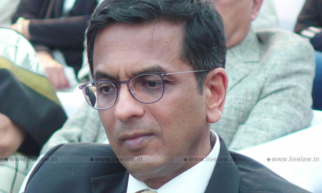 This Is So Insidious. Can This Be Tolerated In A Free Society?: Justice Chandrachud On Sudarshan TVs UPSC Jihad Show