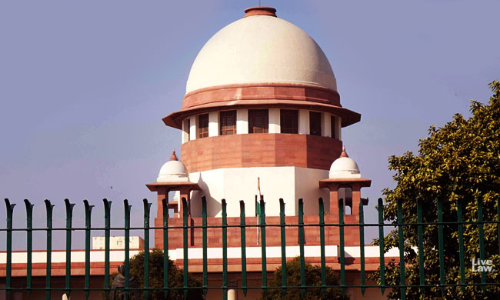 Supreme Court Has Now Full Strength Of 31 Judges
